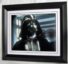 "DP3EBF DAVE PROWSE - ""DARTH VADER"" SIGNED"